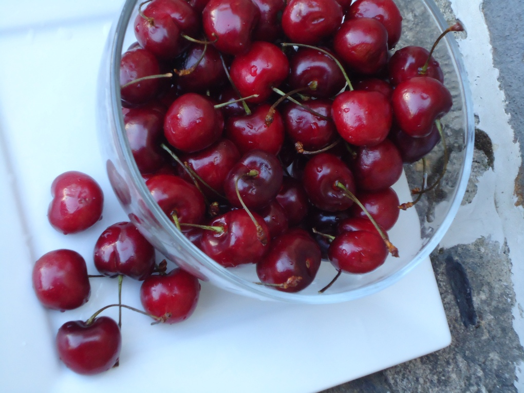 Cherries Are In Season......
