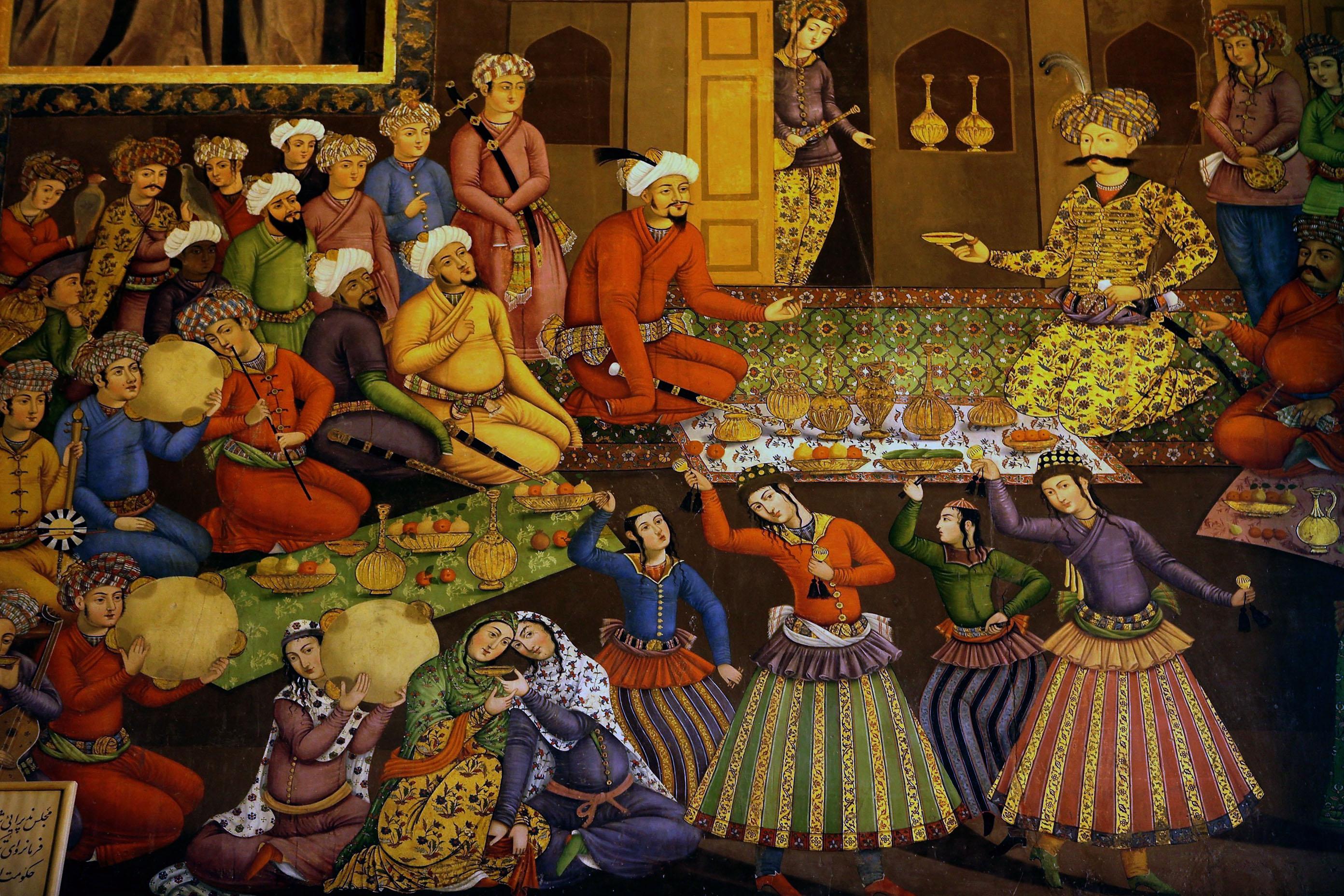 Shah_Abbas_I_and_Vali_Muhammad_Khan