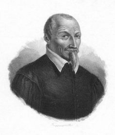 OLIVIER DE SERRES (1539-1619). French author and agricultural scientist