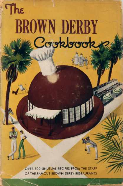 brown derby cookbook
