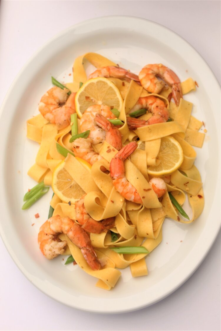 IMG_0042_Pasta with Shrimp and Browned butter.jpg